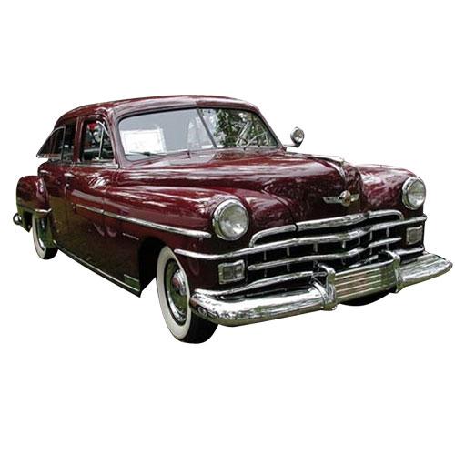 1949, 1950, 1951, 1952 CHRYSLER REPAIR MANUAL
