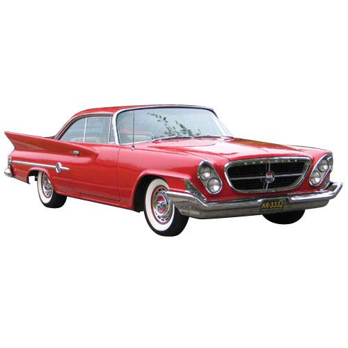 1960-1961 CHRYSLER AND IMPERIAL REPAIR MANUAL
