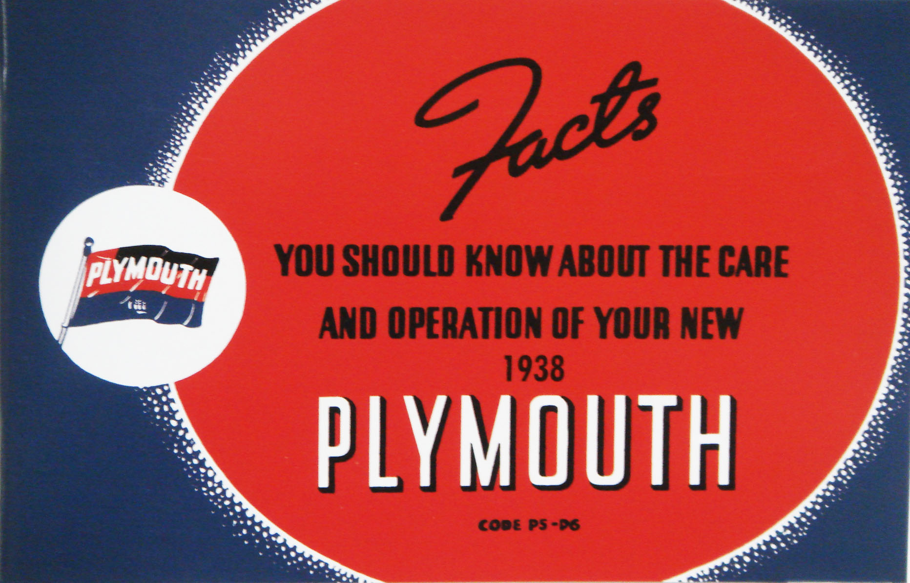 1938 Plymouth Owner's Manual,P5-D6