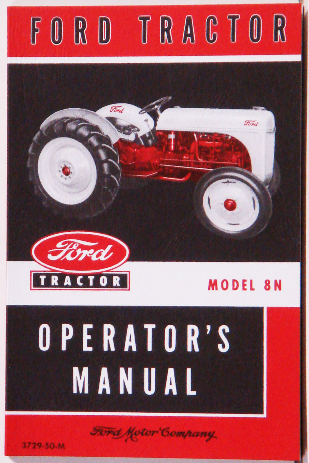 1948-52 Tractor Owners Manual