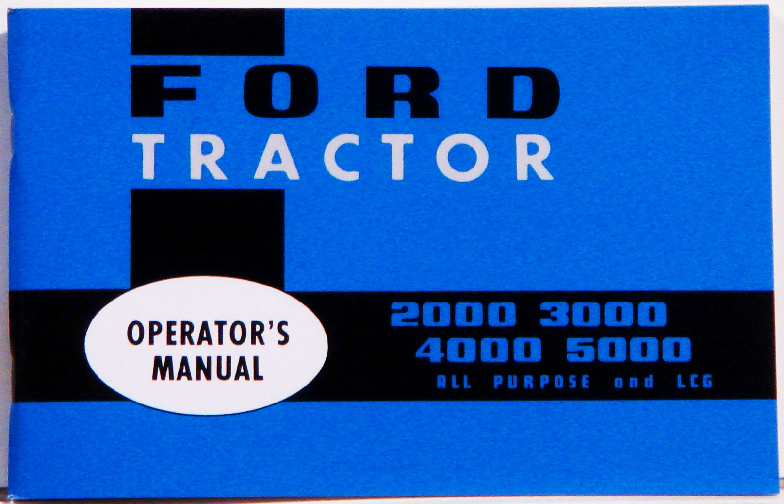 ford tractor owners manuals rh cdmanuals net 2000 Ford Garden Tractor Manuals ford 2000 tractor owners manual pdf
