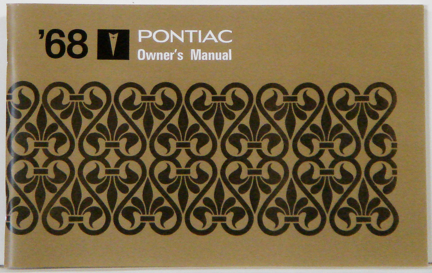 1968 Pontiac Owner's Manual- All Model