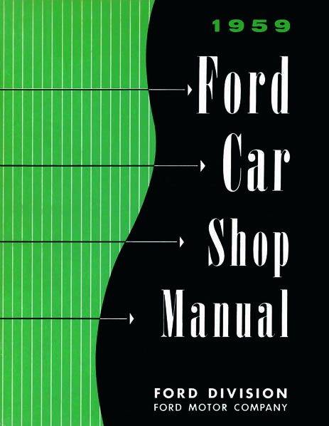 ford repair manuals aussie cars