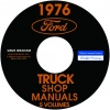 1976 FORD TRUCK REPAIR MANUALS