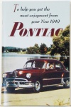 1949 Pontiac Owner's Manual