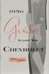 1956 Chevy Car Owners Manual