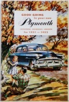 1951-52 Plymouth Owners Manual