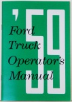 1959-Ford Truck Owners Manual
