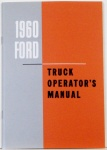 1960-Ford Truck Owners Manual