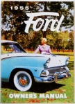 1955 Ford Car Owners Manual