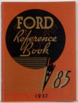 1937 Ford Car & Truck Owners Manual