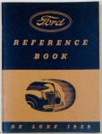 1939 Ford Car & Truck Owners Manual