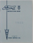 1935 Ford Car & Truck Owners Manual