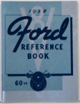 1938 Ford Car & Truck Owners Manual 60 HP.