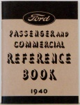 1940 Ford Car & Truck Owners Manual
