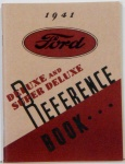 1941 Ford Car & Truck Owners Manual