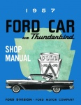 1957 Ford Car and Thunderbird Repair Manual