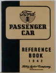 1942 Ford Car & Truck Owners Manual