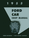 1955 Ford Car Repair Manual