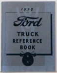 1939 Ford Truck Owners Manual