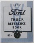 1938 Ford Truck Owners Manual