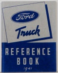 1941 Ford Truck Owners Manual