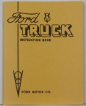 1934 Ford Truck Owners Manual