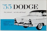 1955 Dodge Owners Manual -V8