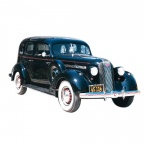 1935-1936 PONTIAC REPAIR MANUAL - ALL MODELS