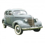 1937-1938 PONTIAC REPAIR MANUAL - ALL MODELS