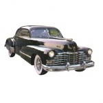 1942-1946-1947 CADILLAC MANUALS - ALL MODELS