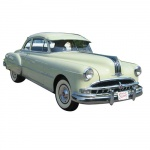 1949, 1950, 1951, 1952, 1953, 1954 PONTIAC  REPAIR MANUAL - ALL MODELS