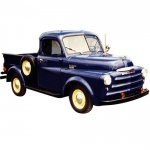 1950 DODGE PICKUP & TRUCK REPAIR MANUAL