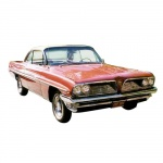1961 PONTIAC REPAIR MANUALS - ALL MODELS