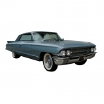 1962 CADILLAC REPAIR MANUAL - ALL MODELS