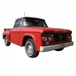 1962 DODGE PICKUP & TRUCK REPAIR MANUAL - ALL MODELS