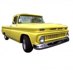 1963, 1964, 1965, 1966 CHEVROLET PICKUP, TRUCK, & VAN SERVICE MANUALS