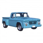 1963 DODGE TRUCK REPAIR MANUAL - ALL MODELS