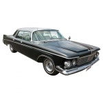 1963 CHRYSLER REPAIR MANUAL � ALL MODELS
