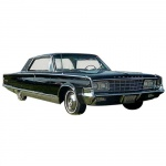 1965 CHRYSLER REPAIR MANUAL � ALL MODELS