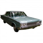 1966 CHRYSLER IMPERIAL REPAIR MANUAL � ALL MODELS