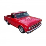 1967 CHEVY 10-60 PICKUP & TRUCK REPAIR MANUAL & OVERHAUL MANUAL