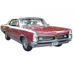 1967 PONTIAC REPAIR & BODY MANUAL - ALL MODELS