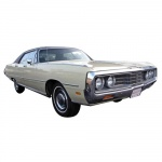 1969 CHRYSLER IMPERIAL REPAIR MANUAL � ALL MODELS