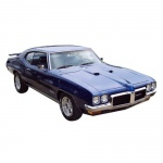 1970 PONTIAC REPAIR MANUAL - ALL MODELS