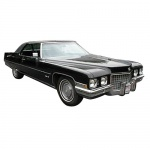 1971 CADILLAC REPAIR MANUAL & BODY MANUAL - ALL MODELS