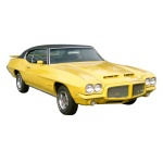 1971 PONTIAC REPAIR & BODY MANUALS - ALL MODELS
