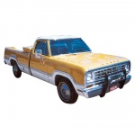 1974 DODGE PICKUP & TRUCK REPAIR MANUAL - ALL MODELS