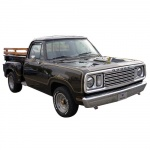 1977-1978 DODGE PICKUP TRUCK & 4X4 REPAIR MANUALS