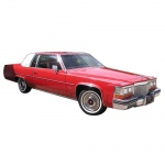 1980 CADILLAC REPAIR MANUAL & BODY MANUAL - ALL MODELS